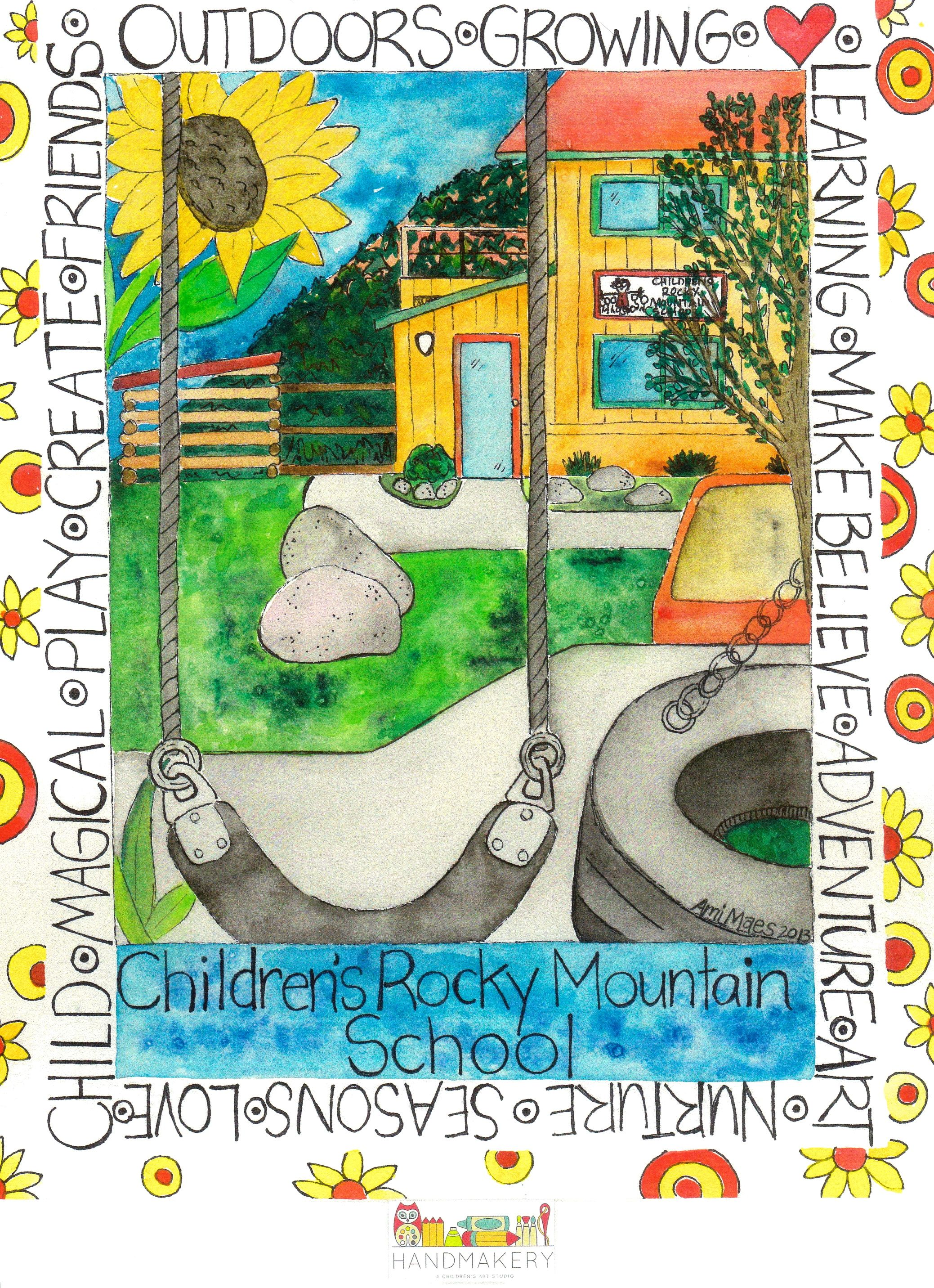 HANDMAKERY_CRMS Preschool