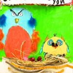 HANDMAKERY LOVE-ly Owls 6