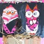 HANDMAKERY LOVE-ly Owls 7