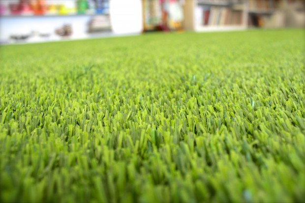 HANDMAKERY STUDIO grass ground level