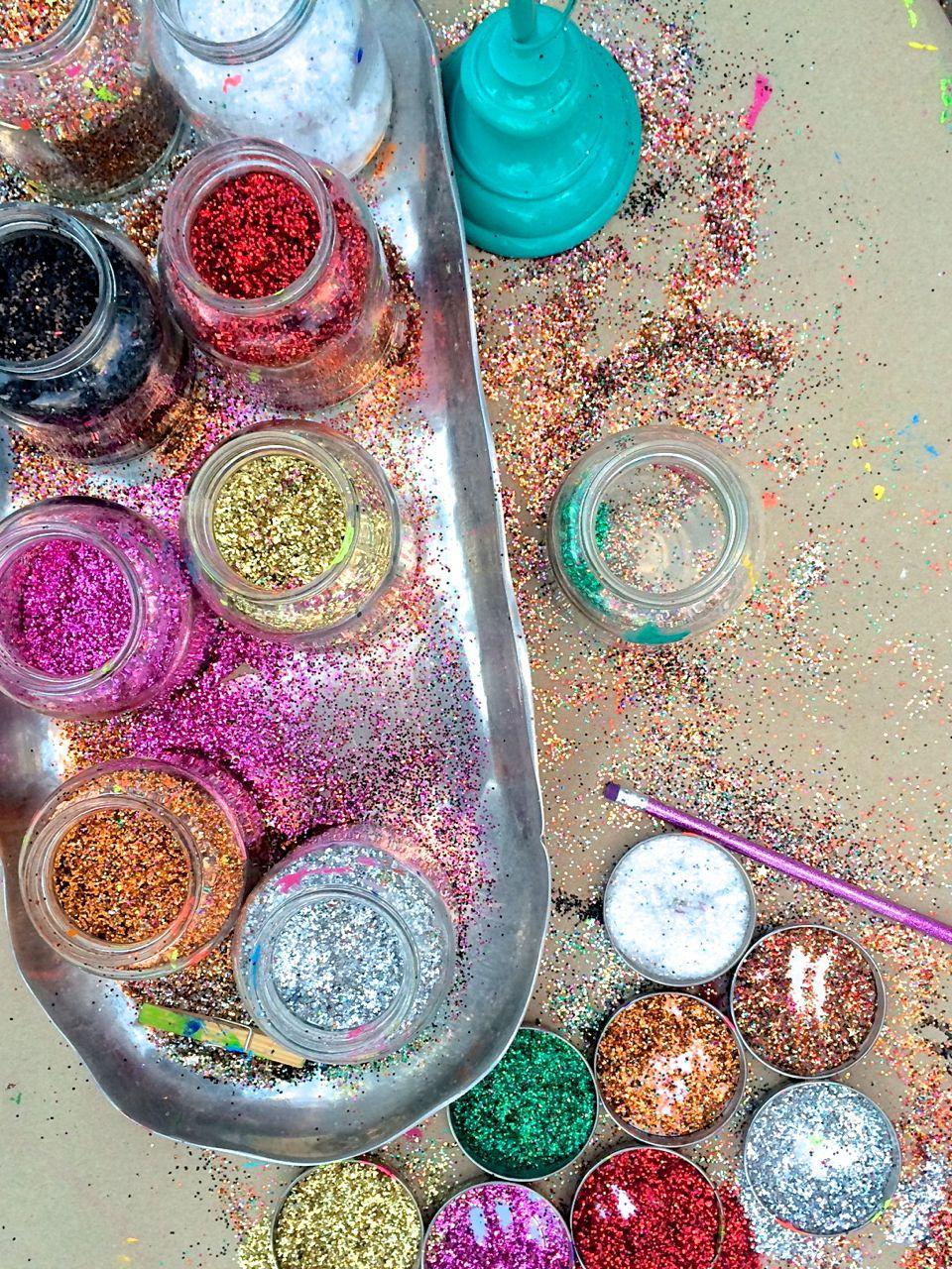 HANDMAKERY glitter